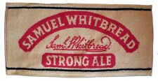 SAMUEL WHITBREAD STRONG ALE Pub Beer BAR TOWEL