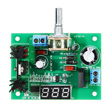 LM317 AC/DC Adjustable Voltage Regulator Step-down Power Supply Module  with LED