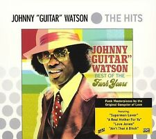 """The Best of the Funk Years Remaster by Johnny """"Guitar"""" Watson (CD) Factory Seal"""