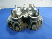 BSA A65 Cylinder Head, Lightning Spitfire, Part # 68-0701, Late Style,  D482