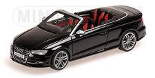 Minichamps 1:43 AUDI s3 Cabriolet 2013-BLACK