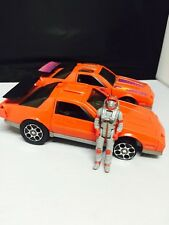 M.A.S.K. 1985 Thunderhawk x 2 Vehicles with Matt Trakker figure Kenner Unapplied