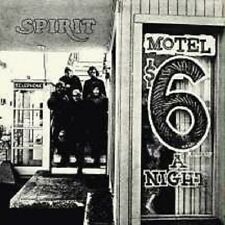 "SPIRIT ""THE FAMILY THAT PLAYS..."" CD RE-RELEASE NEU"