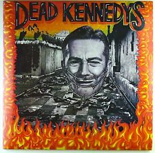 """12"""" LP - Dead Kennedys - Give Me Convenience Or  - M770 - Boolklett and 7"""" flex"""