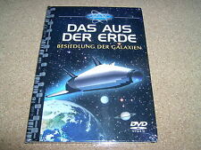 Das Aus der Erde, Besiedlung der Galaxien, Buch mit DVD, neu und verschweißt