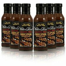 Walden Farms Calorie Free Original Barbecue Sauce - 12 oz (Pack of 6)