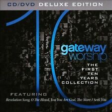 The First Ten Years Collection (DELUXE) - Gateway Worship (CD+DVD, 2013)
