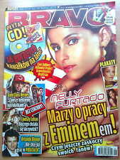 BRAVO 13/07 NELLY FURTADO,September,Rihanna,Orlando Bloom,Lindsay Lohan,Beyonce