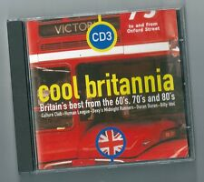 Various Artists - Cool Britannia Vol.3 (1999 CD)