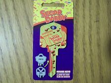 Sugar Daddy Kwikset house key blank.