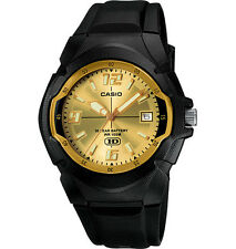 Casio MW600F-9AV, Men's Watch, Black Resin, Date, 100 Meter WR, 10 Year Battery