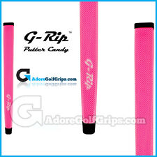Feeltec G-Rip Wave Pistol Putter Grip - Neon Pink + Tape