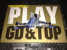 GD & TOP Play 2 DVD Photobook First Press Limited Ultra Rare G-Dragon BigBang