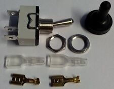 Palanca De Metal interruptor de palanca mom/off Inc Botas Y Conectores Vw Kit Car Land Rover