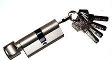 70mm Profilzylinder Knaufzylinder Zylinderschloss Knaufschloss mit 5 Schlüsseln