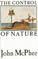 Acc, The Control of Nature, John McPhee, 0374128901, Book