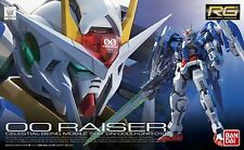 Bandai 1/144 RG-18 Gundam 00 RAISER Celestial Being Mobile Suit GN-000+GNR-010