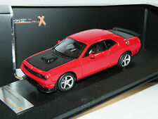 Premium X Models PR0032, Dodge Challenger SRT10, 2009, red/black, Resin, 1/43