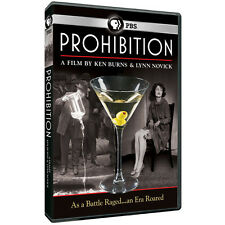 Prohibition: A Film by Ken Burns & Lynn Novick [3 D (2011, DVD NEW) WS3 DISC SET