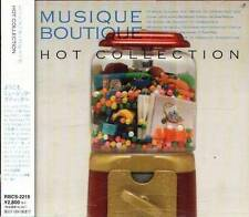 Musique Boutique Hot Collection - Japan CD - NEW