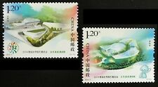 China 2014-7 International Horticultural Exposition Qingdao stamp set MNH