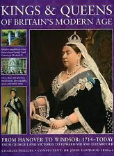 Kings and Queens of Britain's Modern Age: FROM HANOVER TO WINDSOR: 1714  - TODAY