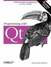 Programming with Qt 2nd Edition)