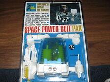 Major Matt Mason Space Power Suit Pak on card