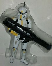 Star Wars BARC TROOPER Figure Yellow Clone Order 66 Target Exclusive