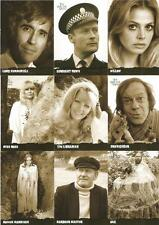 The Wicker Man Full 9 Card Chase Set of Trading Cards from Unstoppable Cards