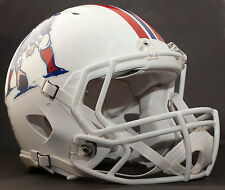 TOM BRADY Edition NEW ENGLAND PATRIOTS Throwback Riddell SPEED Football Helmet