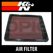 K&N High Flow Replacement Air Filter 33-2017 - K and N Original Performance Part