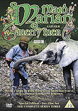 Maid Marian And Her Merry Men - Series 3 (DVD, 2006, 2-Disc Set)