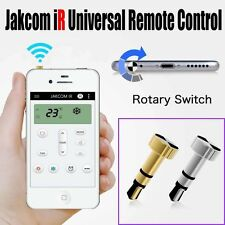 Jakcom UNIVERSALE telecomando ad infrarossi per Apple iPhone controllo tv / hifi / DVD