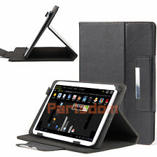 Flip PU Leather Stand Case Cover for Hannspree T7 Zeki 10.1 inch Tablet PC MID