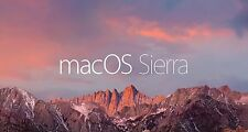 macOS Sierra OS-X 10.12 Bootable USB Flash Drive 8GB Install Upgrade Recovery