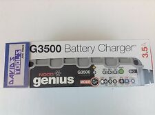 New NOCO Genius G3500 6V/12V 3.5A UltraSafe Smart Battery Charger Maintainer