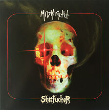 "7"" MIDNIGHT SHITFUCKER NUNSLAUGHTER SPEEDWOLF NEKROFILTH CIANIDE ACID WITCH NEW"