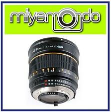 Samyang AE 85mm f/1.4 Aspherical IF Lens For Nikon