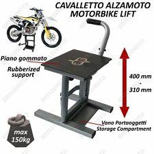 ALZAMOTO CAVALLETTO SOLLEVAMOTO CROSS ENDURO MOTARD NEW