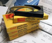 Kodak Wratten Filter Holder for 3x3 inch 75mm filters 67mm (series 8) connection