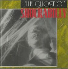 Shockabilly ‎– The Ghost Of Shockabilly 2 albums on 1 cd - New in seal