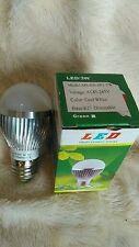 10 + 1 GRATIS 3W Regulable ES Blanco Frío luz LED Bombilla Bajo Consumo 240V