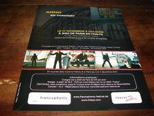 ARNO - PUBLICITE EN CONCERT JUS DE BOX TOUR !!!!!!!