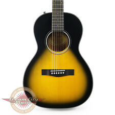 Brand New Fender CP-100 Parlor Size Acoustic Guitar in Sunburst