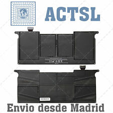 "Bateria para Apple MacBook Air 11"" A1370 late-2010 7.3V 35Wh"