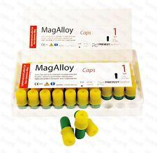 Amalgama Dental 50 Caps Admix Aleación 43% AG, alta de cobre, derrame de 1, No Gamma II