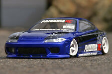 PANDORA 1/10 RC NISSAN SILVIA S15 SPEC-R 195mm Clear Body