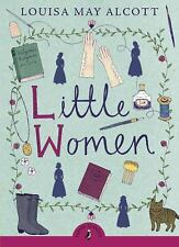 Little Women (Puffin Classics)-ExLibrary