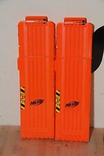 Lot of 2 Nerf Accessories Lot - 2 Nerf N-Strike 18 Round Stampede Clip